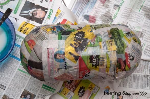 Piñata Minions Paso 4