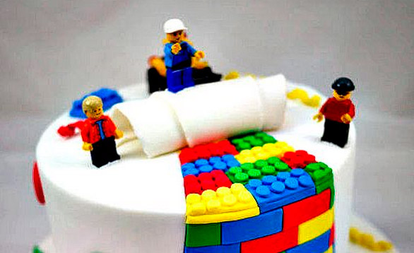 Ideas Cumpleanos Tematica Lego Todo Bonito