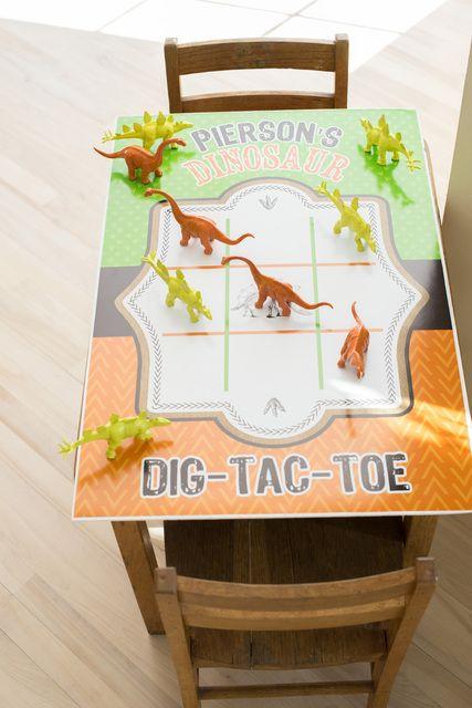 Ideas para lograr un cumple de dinosaurios genial