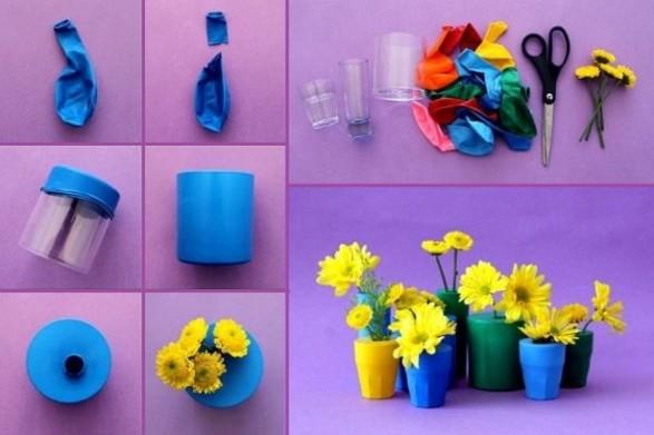 Ideas decorativas con globos