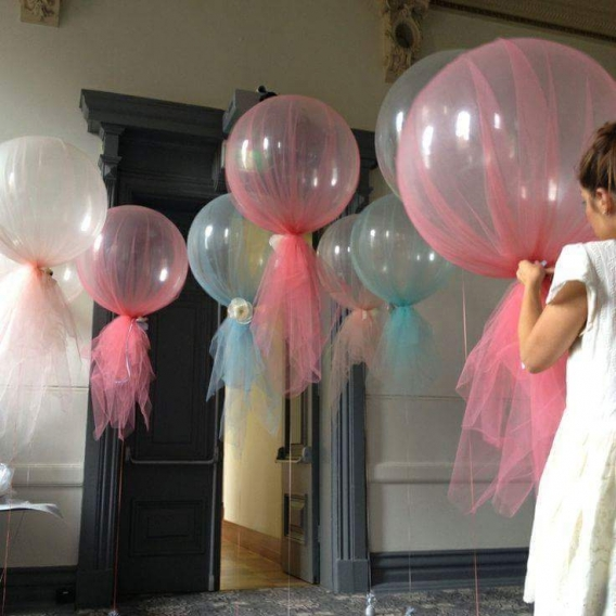 Ideas originales para hacer con globos