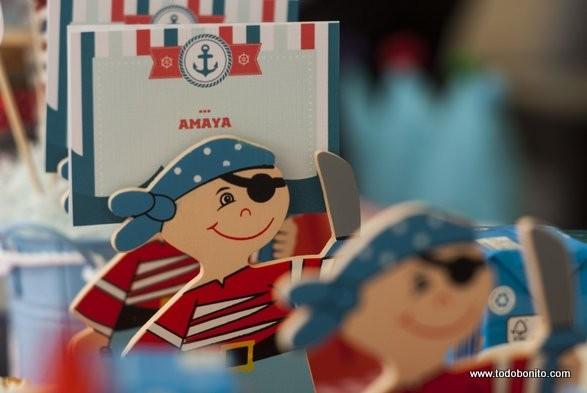 Decoraciones osito marinero