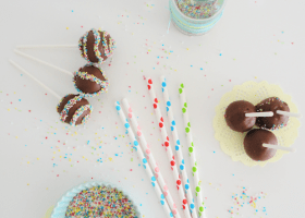 Cake Pops de Nutella