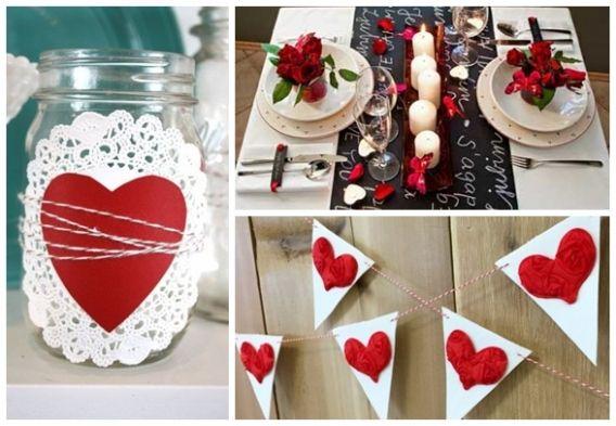 Inspirate para San Valentín