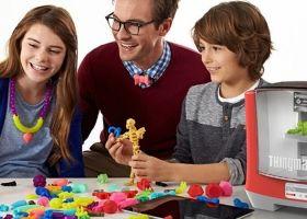 Mattel lanza una impresora 3D para imprimir juguetes
