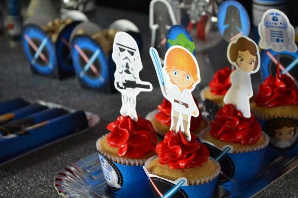 Ideas cumpleaños Star Wars