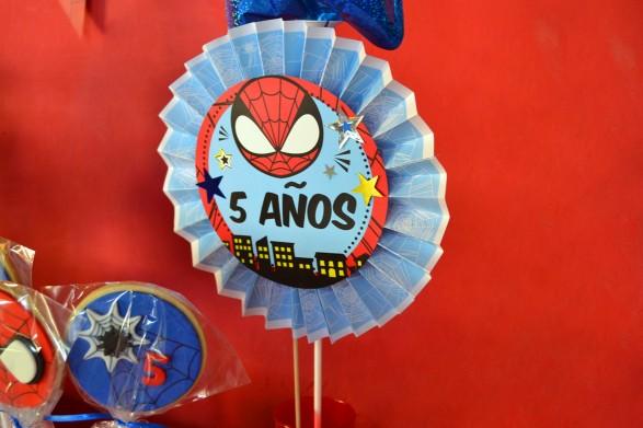 Decoraciones para imprimir del hombre Araña