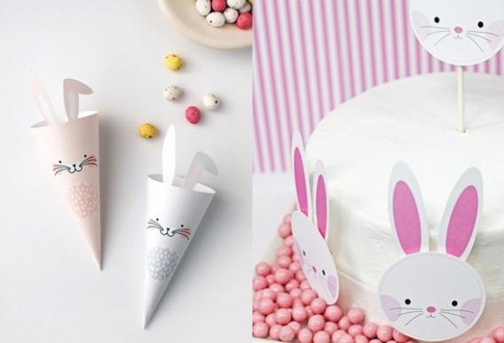 Lindas ideas para decorar en Pascuas