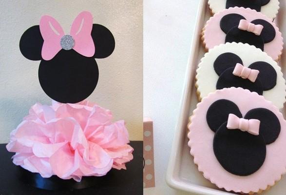 Ideas Para Decorar Tu Fiesta De Minnie Mouse Todo Bonito