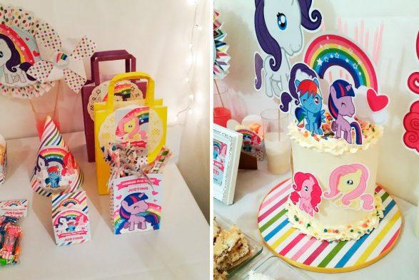 Cumpleaños de Ponys