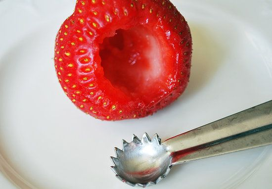 frutillas con mascarpone