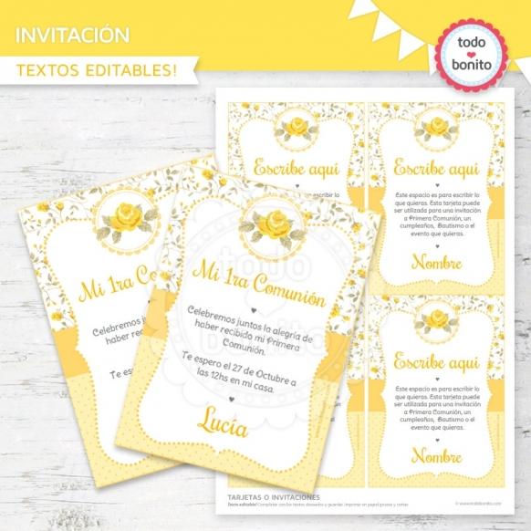 shabby-chic-amarillo-invitacion
