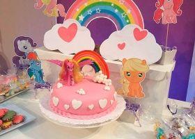 Kits imprimibles de Ponys por Todo Bonito