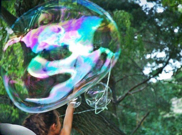 Burbuja gigante