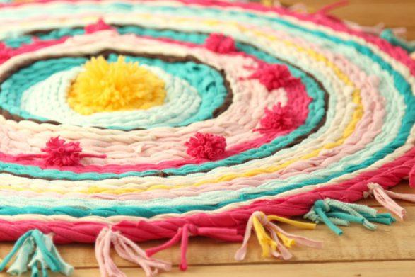 alfombra mandala