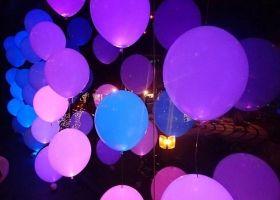 globos con led
