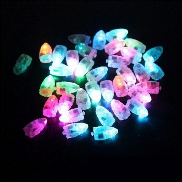 globo con luces led