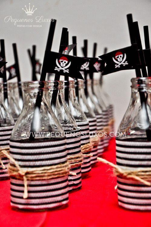 decoracion pirata