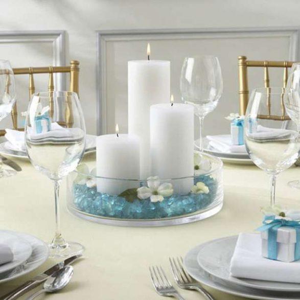 Hermosos centros de mesa para primera Comunión - Todo Bonito
