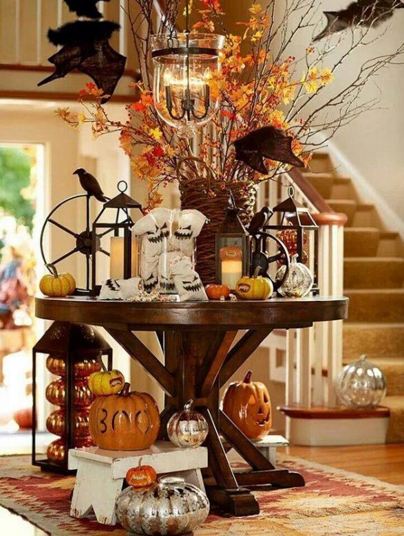 Originales decoraciones para halloween - Decoracion halloween para imprimir ...