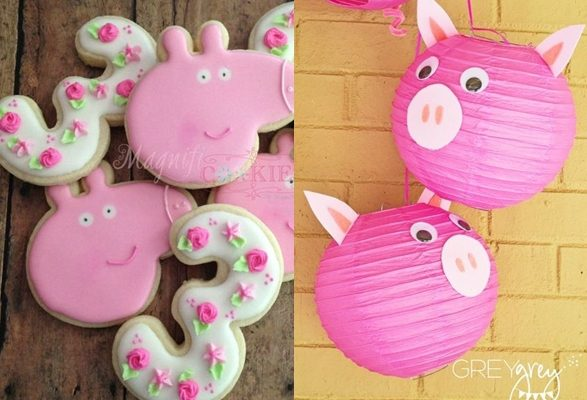 ideas peppa pig