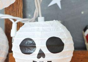 Guirnalda de  Halloween.