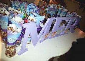 Una fiesta congelada para Mer