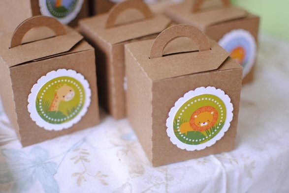 Kits Imprimibles Selva de Todo Bonito