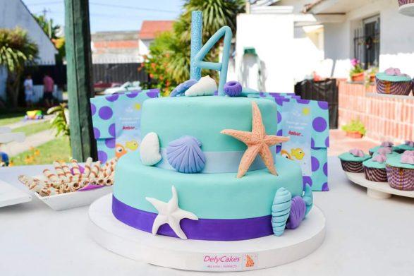 Torta La Sirenita