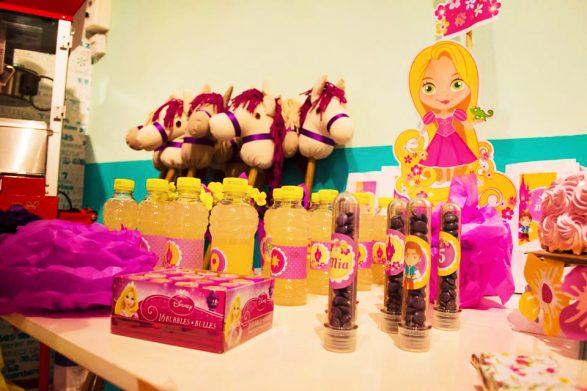 Rapunzel para Mia