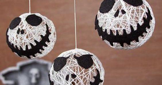 Globos halloween for Halloween versiering maken