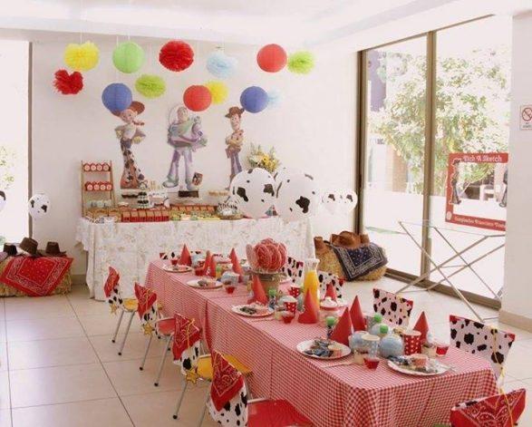 Cumpleaños Toy Story