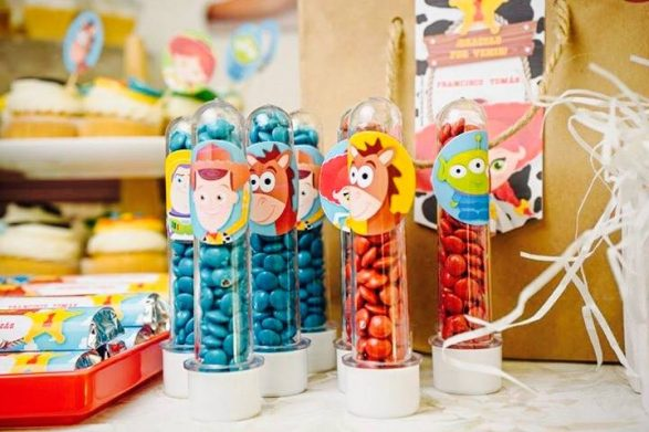 Ideas cumpleaños Toy Story