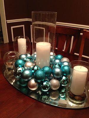 Decors De Table Pour Les Fetes De Noel