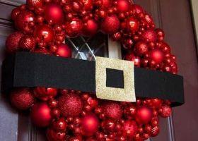 ideas de coronas navideñas