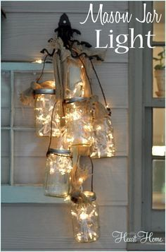 Decorando con luces