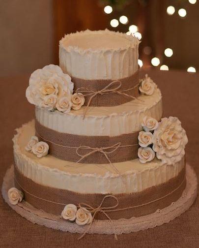 Tortas Para Matrimonio Rustico : Las tortas mas lindas estilo rústico todo bonito