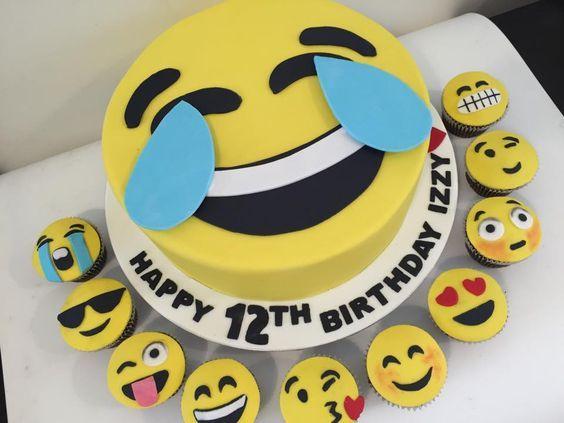 Las tortas mas lindas de EmojisLas tortas mas lindas de Emojis