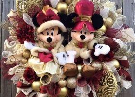 Navidad con Mickey y Minnie