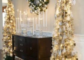 decoracion dorada