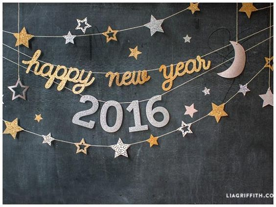 Ideas para año nuevo