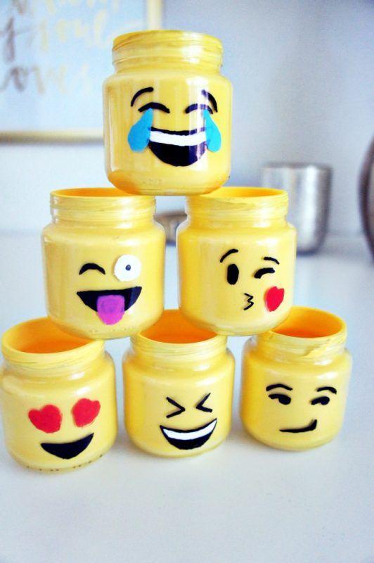 Set de lapiceros de Emojis para regalar