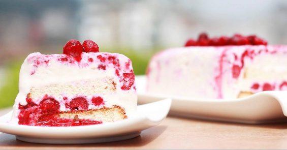 Cake helado