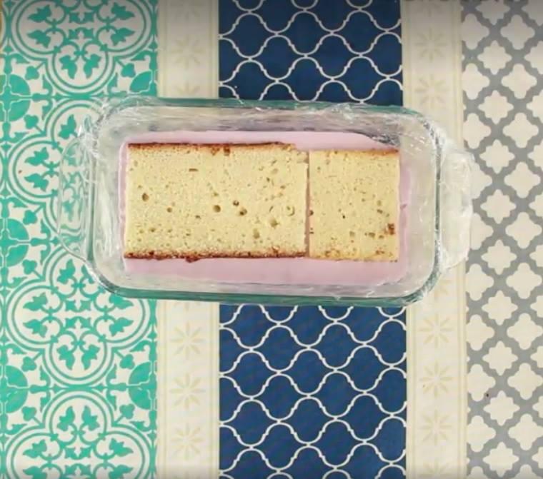 Torta helada fácil y deliciosa