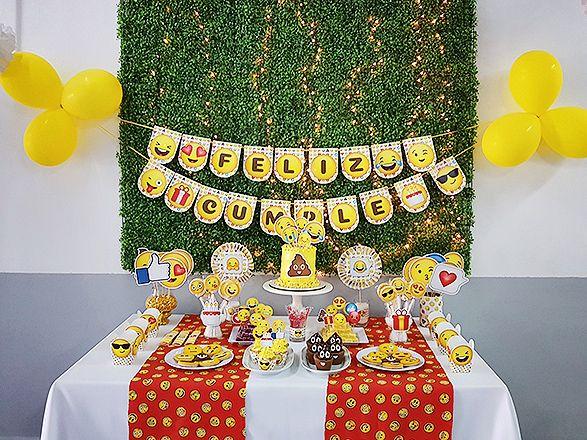 Mesa dulce Emojis