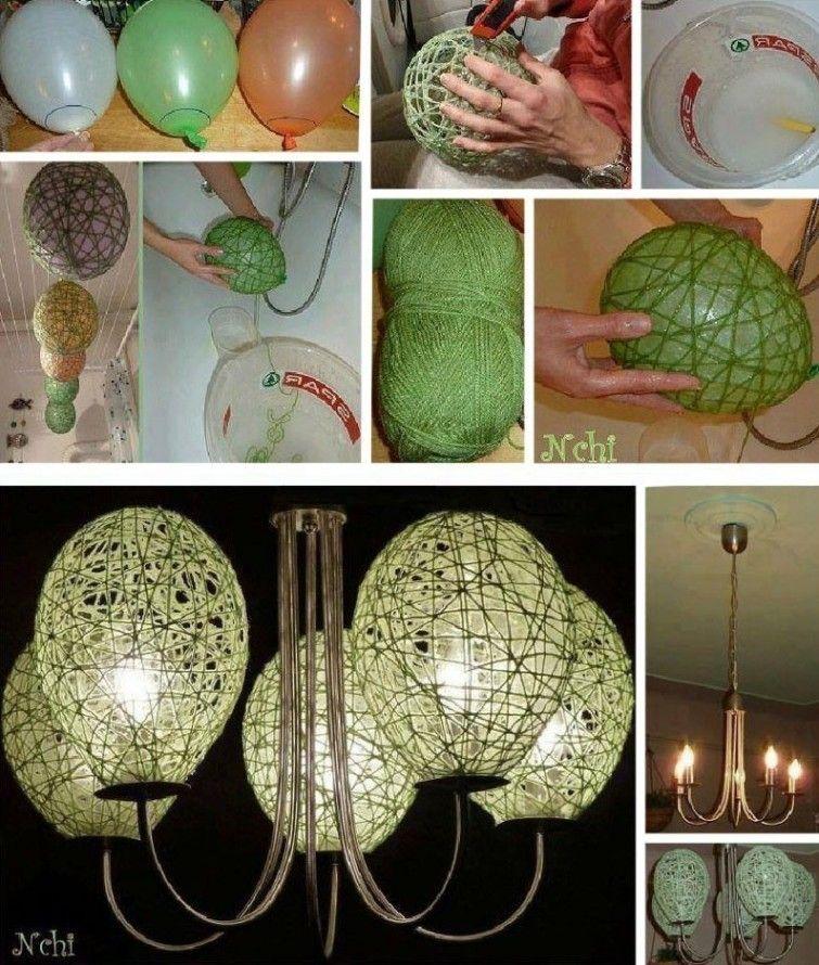 Ideas para hacer con hilos de colores