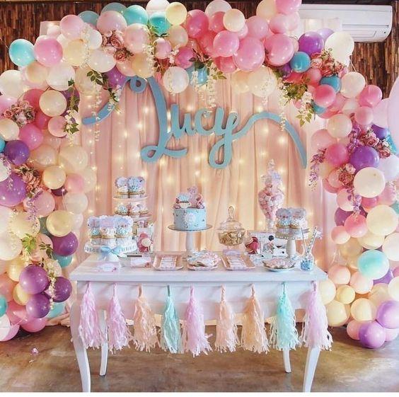 Estilo Naif Decoracion ~ Hermosas decoraciones con flores  Todo Bonito