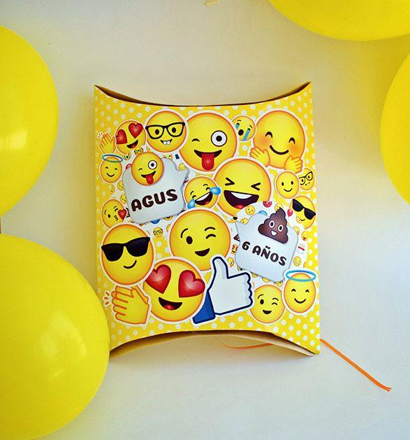 Piñata de Emojis