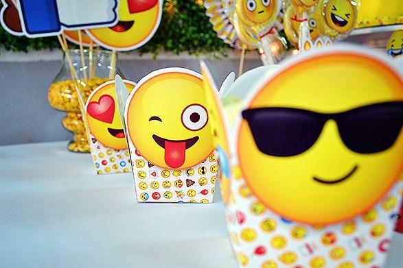 Cajitas de Emojis