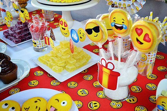 Candy Bar de Emojis